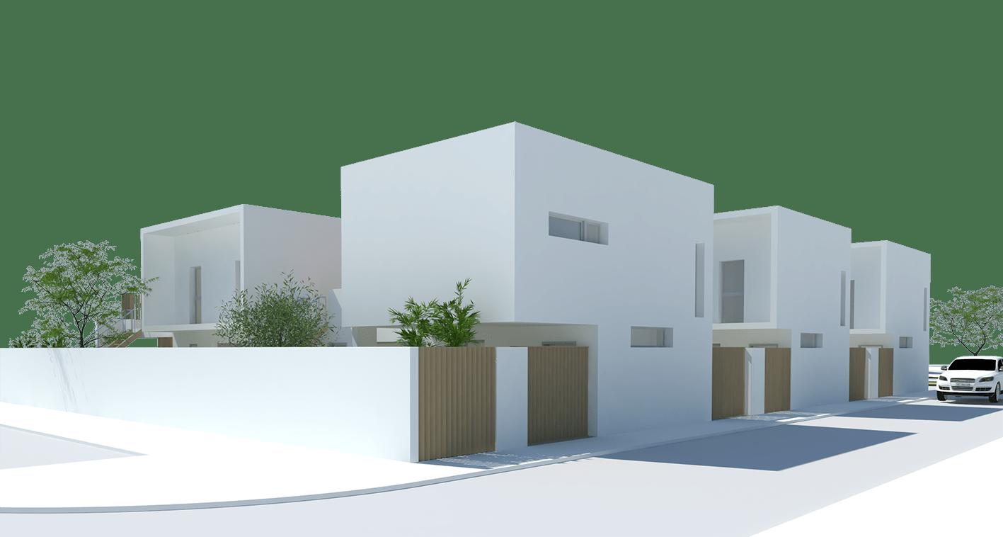 ZAC du castelet Clapiers - logements groupés - MCA